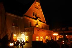 Aussenbereich-Hotel