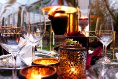 Candle-Light-Dinner-Dekoration