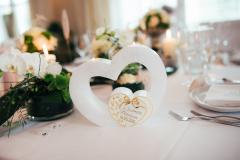 Hochzeit-Tisch-Dekoration
