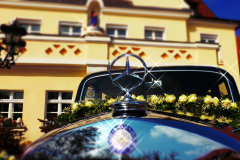 Schlößl-Hochzeit-Auto