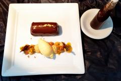 Speisekarte-Dessert