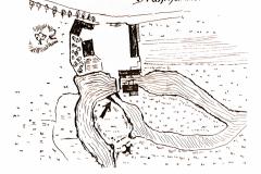 Drahthammer-Schlössl-Historisch-1838-Vilsverlauf